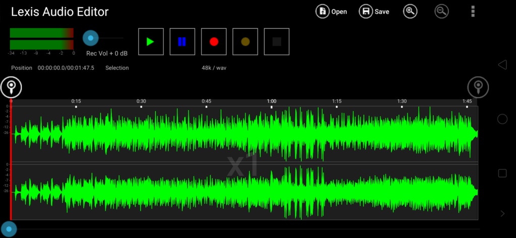 Read more about the article Lexis Audio Editor v1.0.73 Cracked Pro APK Free Download