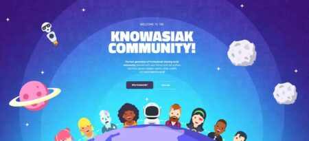 Read more about the article Welcome the Knowasiak Community version 4.0!